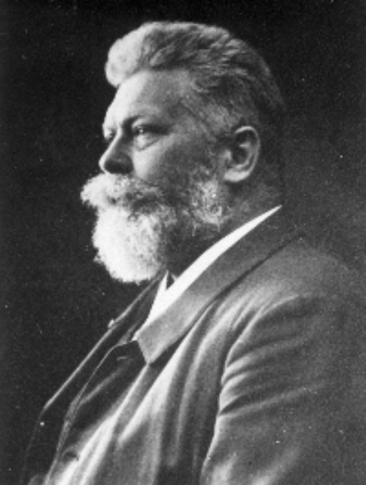 (*20.4.1858, †11.9.1925) (c) Archiv der Turnerschaft Alt- Württemberg im CC zu Stgt.
